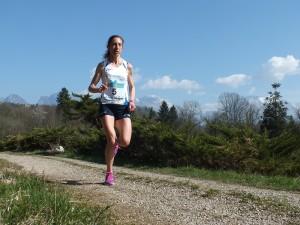 federica dal ri - vincitrice 23 km donne