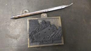 camignada 2015 - prototipo medaglia