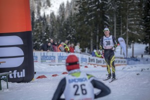 giandomenico salvadori - campione italiano 15 km tc 11 feb 2017 garès