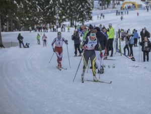 lucia scardoni - campionessa italiana 10 km tc 11 feb 2017 garès