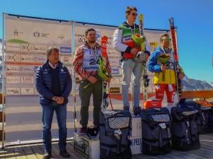 campionato italiano Giovani superG maschile 28.03.2017