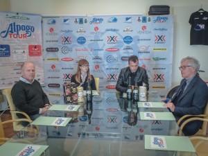 alpago tour 2017 - presentazione 2 maggio