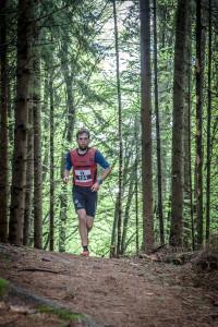 trail sovramontino 2017 - il vincitore 18 km enrico bonati
