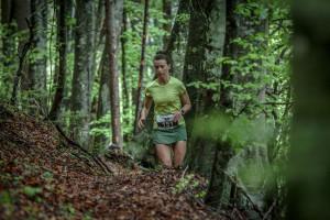 trail sovramontino 2017 - la vincitrice 18 km letizia filosa