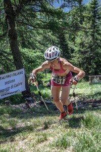 VERTICAL KM 2017 - cecilia de filippo seconda classificata