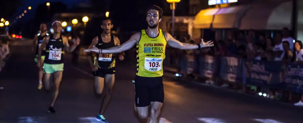 GPG Sedico 29.07.2017 - la vittoria di Enrico Riccobon