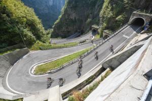 Haute Route Dolomites 2016 - Passo San Boldo