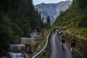 haute route dolomites 2017 - 5. tappa canazei 6 set 1