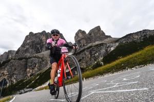 haute route dolomites 2017 - 5. tappa canazei 6 set 2