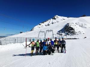 Ski College Veneto - Hintertux_oct_2017