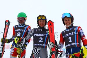29.03.2018 - tricolori children podio slalom Ragazzi
