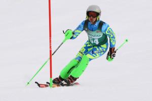 finali eurovita 14.03.2018 cortina - lorenzo pittarello vincitore slalom Ragazzi