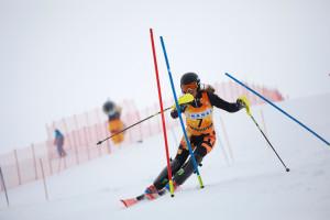 francesca carolli - camp italiano slalom Ragazzi 29.03.2018