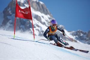 tricolori children - Gaia Viel campionessa nazionale Ragazze superG 27.03.2018