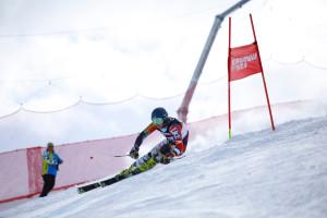 tricolori children - Lorenzo Thomas Bini campione nazionale Allieve gigante 27.03.2018