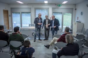 giro del lago - presentazione concorso 25anni - 6 novembre 2018