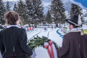 pustertaler ski marathon 2018 - arrivo