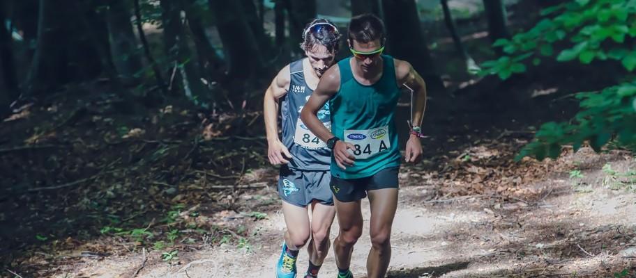 4 pas in doi 2018 - i vincitori Luca Cagnati e Lorenzo Cagnati