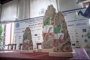 presentazione triocolori 2019 - i trofei
