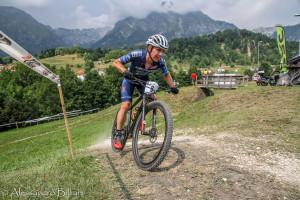 Alpago Bike Funtastic 2019 - Roberto Baccanelli - campione italiano Master Elite - FOTO ALESSANDRO BILLIANI