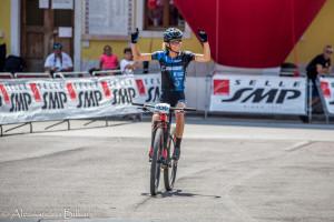 Alpago Bike Funtastic 2019 - Valentina Garattini campionessa italiana Women 1