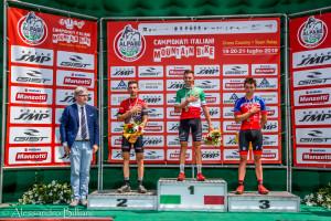 podio Under 23 M