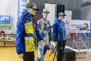 ski college veneto falcade 16.11.2019 - il nuovo materiale vitalini