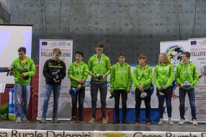 ski college veneto falcade 16.11.2019 - la squadra sci fondo 2019-2020