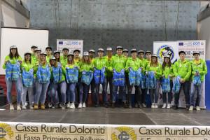 ski college veneto falcade 16.11.2019 - squadra sci alpino Giovani 2019-2020