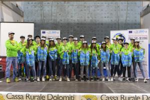 ski college veneto falcade 16.11.2019 - squadra sci alpino children 2019-2020
