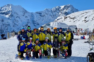ski college veneto - squadra GIOVANI sci alpino novembre 2019