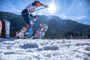 ©Ticomunicazione - Campionati italiani sci di fondo Falcade 22.02.2020